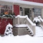 snow houase